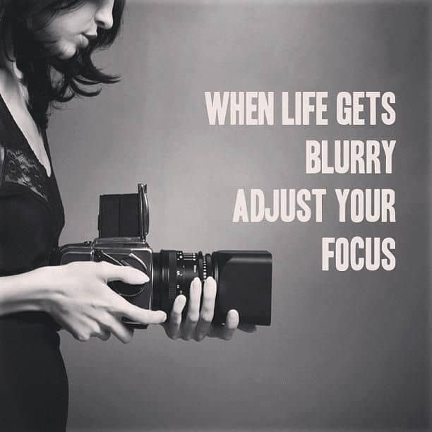Get Your Focus Back