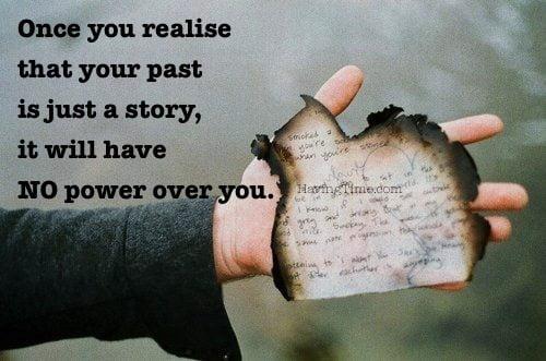 past story