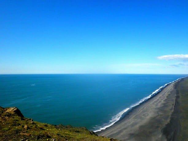 Volcanic Beach, Iceland
