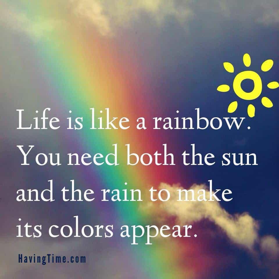 rainbow quotes