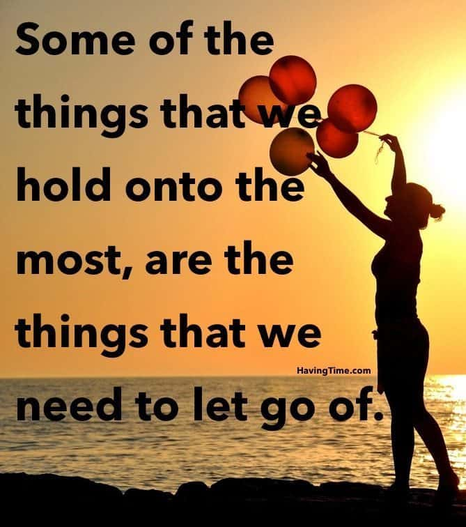 let go quote