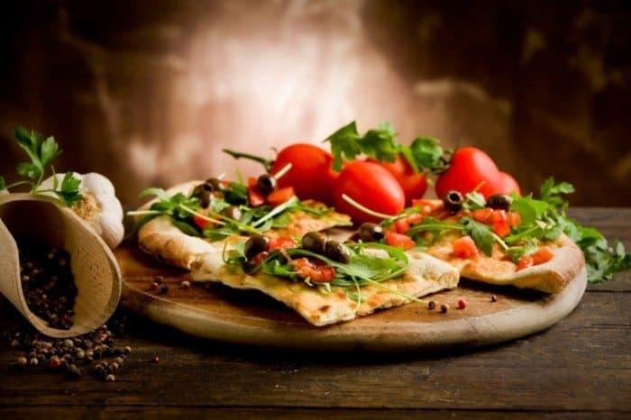 Vegetarian Pizza