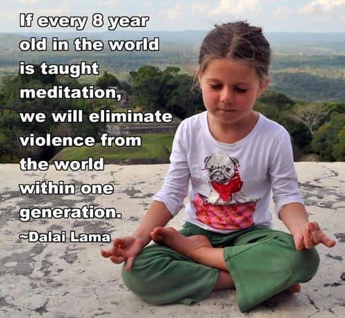 Meditation Dalai Lama