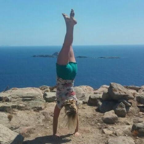 balancing postures yoga