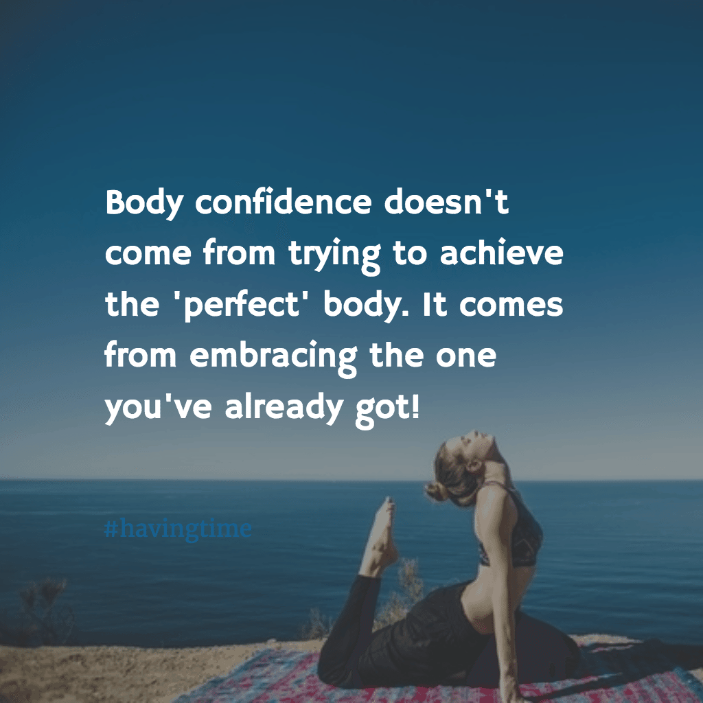 body confidence quotes