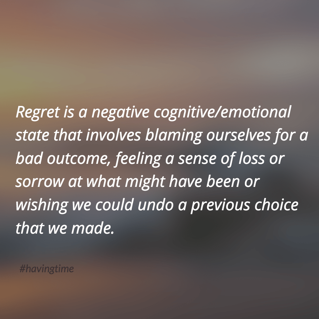 regrets quotes
