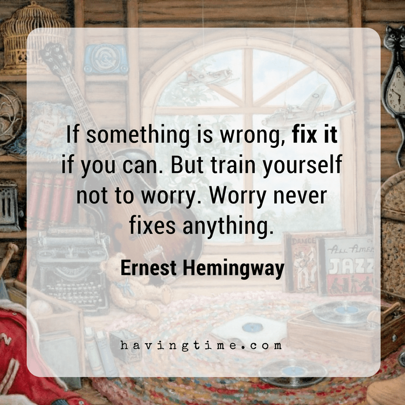 29 Best Quotes of Ernest Hemingway to Live By — HavingTime