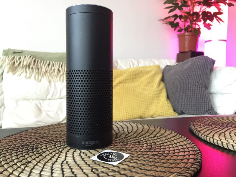 amazon echo having time