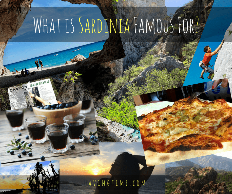 What is Sardinia Famous For