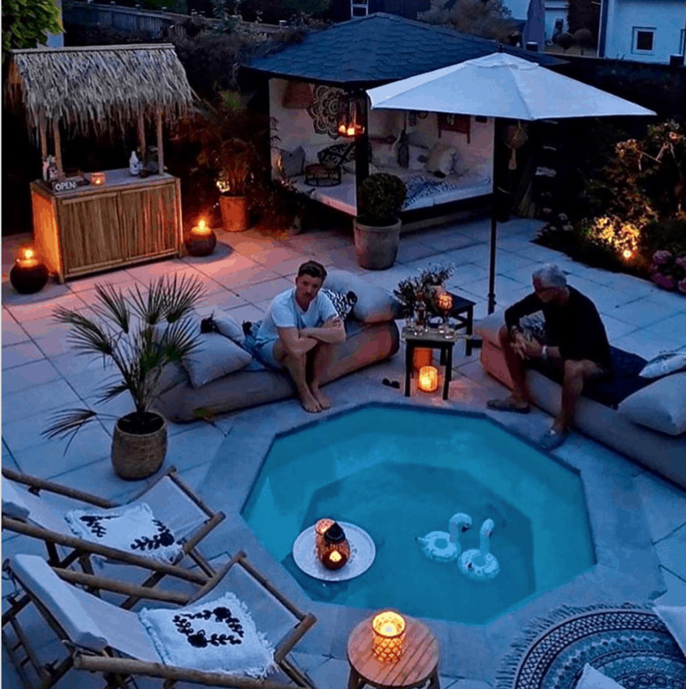 Creating Your Own Outdoor Oasis