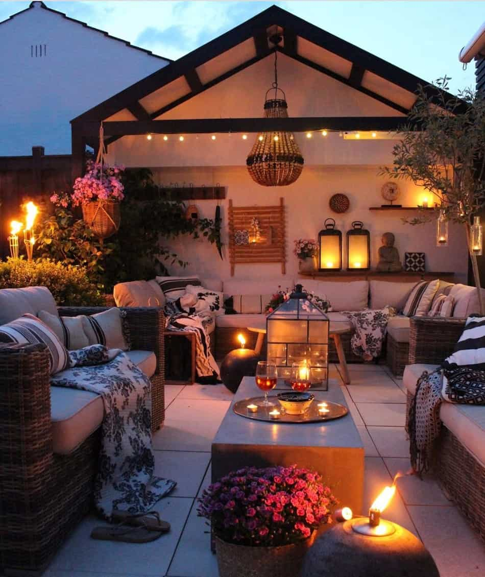 How To Create An Amazing Outdoor Oasis