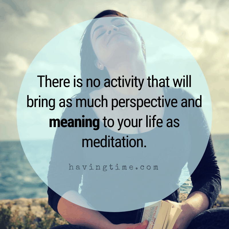 mindfulness meditation benefits